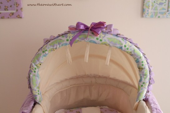 bassinet make over 12