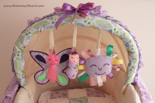bassinet make over 15
