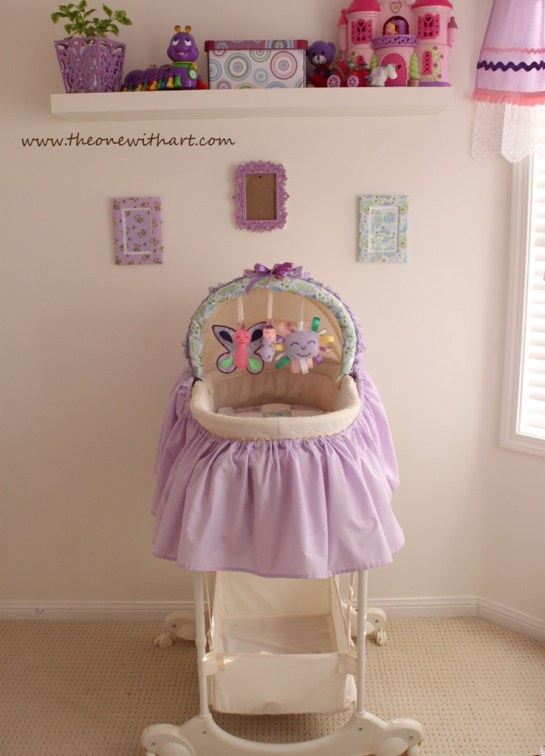 bassinet make over 16