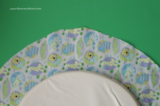 bassinet make over 2