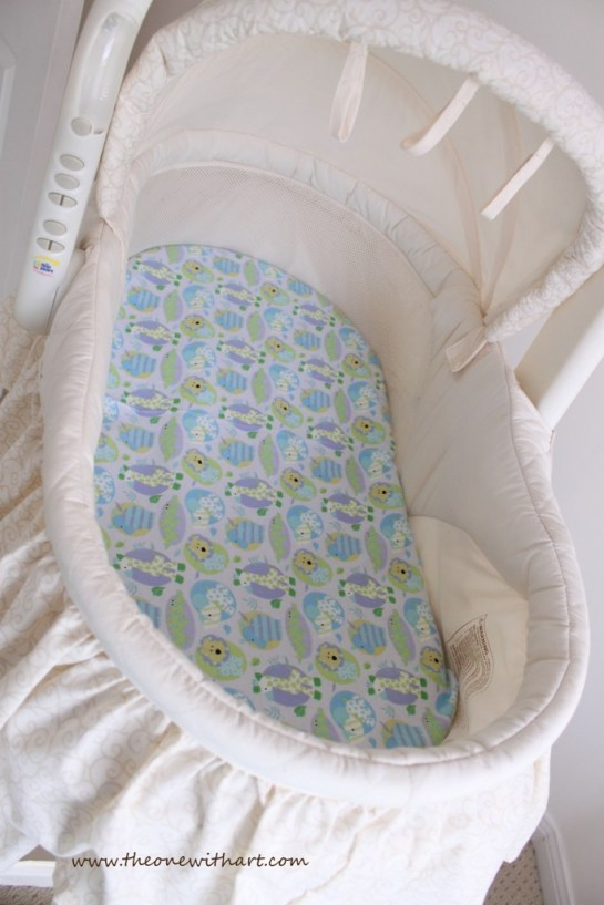 bassinet make over 8