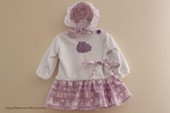 trip baby dress 36