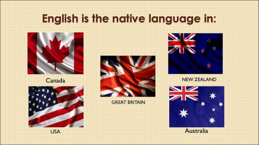 Common Countries Where English is the Native Language