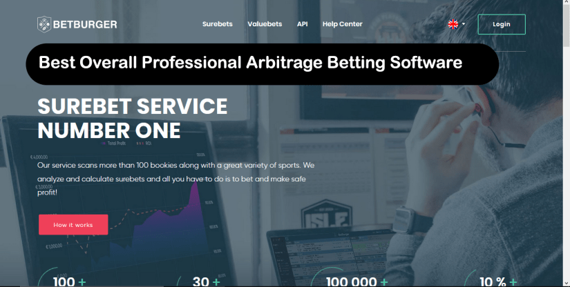 BetBurger Best_Overall_Professional_Arbitrage_Betting_Software