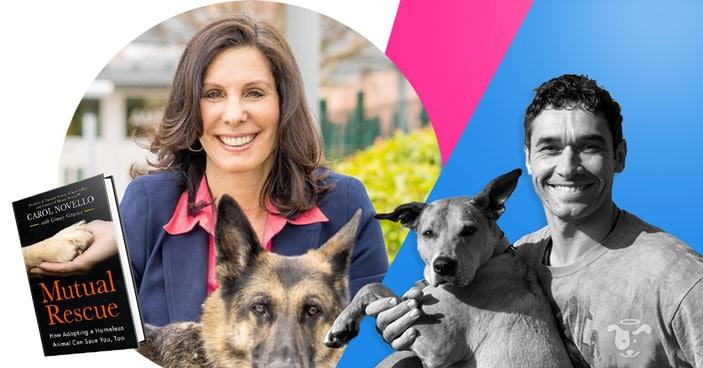 Doggy-Dan-Podcast-Show-NewDesign-FEATURED-IMAGE-MutualRescue-CarolNovello