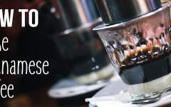 vietnamese coffee method