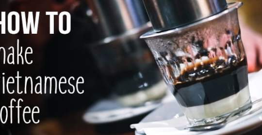 vietnamese coffee method