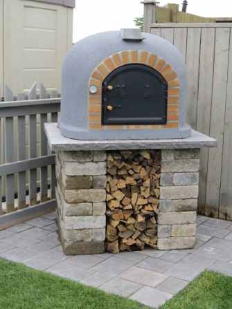 PRC Outdoor Wood Fired Oven