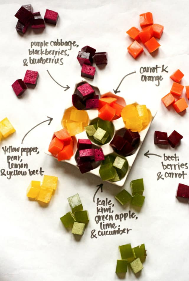 healthy homemade gummies