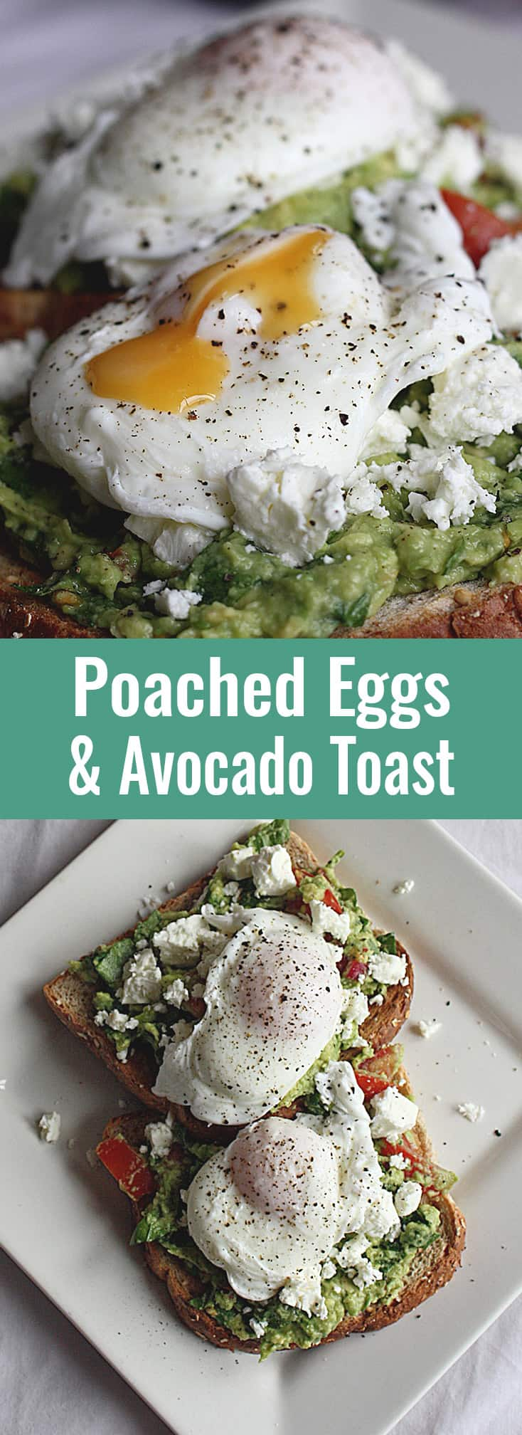 This Poached Eggs & Avocado Toast Recipe Will Transform Your Breakfast
