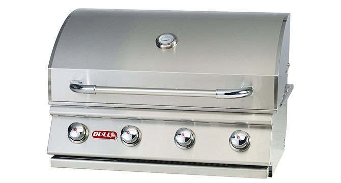 Bull Outdoor Products Outlaw Drop-In Grill Head