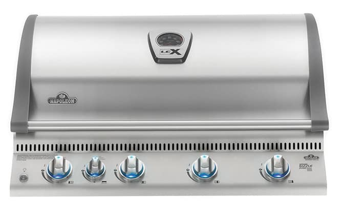 Napoleon BILEX605RBIPSS Built in Propane Gas grill