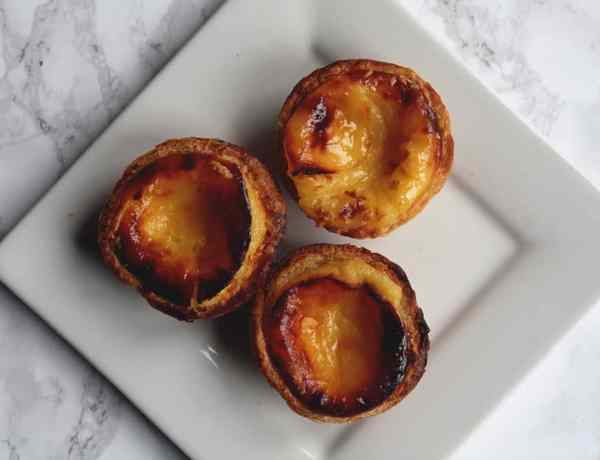 easy pasteis de nata recipe