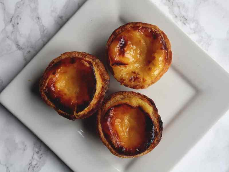 easy pasteis de nata recipe