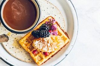 protein powder waffle recipe
