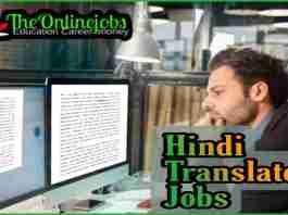 hindi translator jobs in india