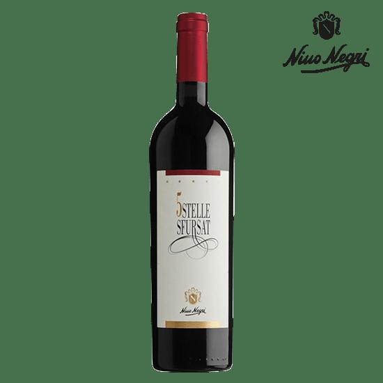 Nino Negri - Sfursat 5 Stelle Valtellina