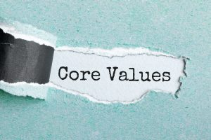 Values That Matter When They Matter