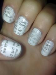 nails theonlyavailableusername's