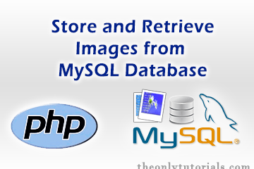 How to store image in MySQL database with PHP