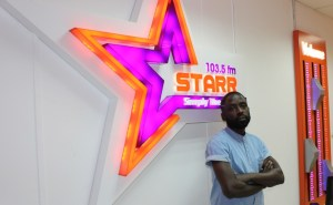 french kiss at starr FM- theonlywayisghana