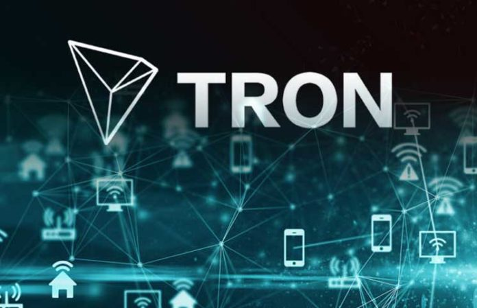 tron cryptocurrency current price