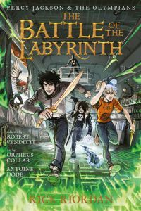 Long Review The Battle Of The Labyrinth By Rick Riordan