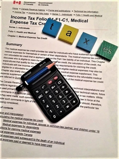 Tutoring and Taxes: What you need to know when you file your