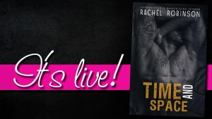 time and space it's live
