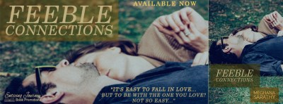 #NewRelease #Giveaway Feeble Connections by Meghana Sarathy