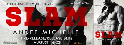 #NewRelease Slam by Andee Michelle