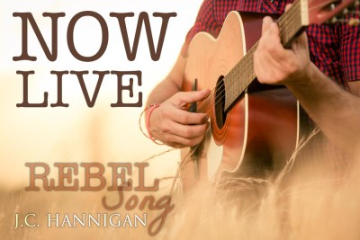 #NewRelease Rebel Song by JC Hannigan