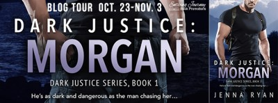 #NewRelease #Giveaway Dark Justice: Morgan by Jenna Ryan