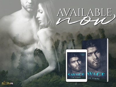 #NewRelease SAVAGE by L. A. Fiore