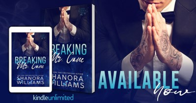 #NewRelease BREAKING MR. CANE by Shanora Williams
