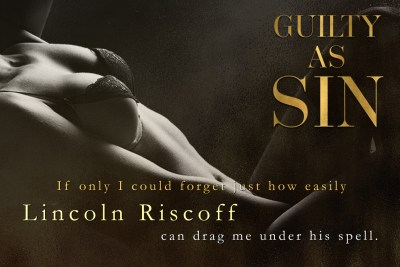 #BlogTour GUILTY AS SIN by Meghan March