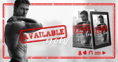 #NewRelease PUCKED LOVE by Helena Hunting