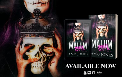 #NewRelease MALUM PART 1 by AMO JONES