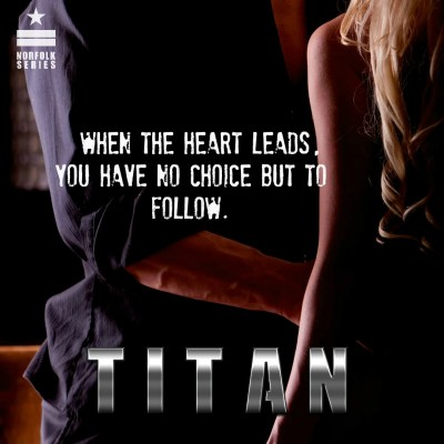 #BlogTour TITAN by MJ Fields
