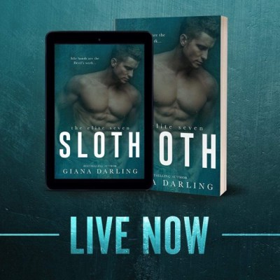 #NewRelease SLOTH by Giana Darling