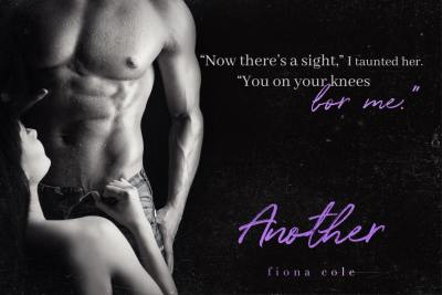 #NewRelease Another by Fiona Cole