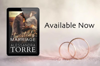 #NewRelease TWISTED MARRIAGE by Alessandra Torre