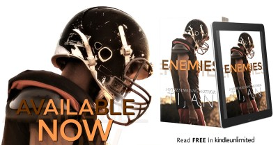 #BlogTour Enemies by Tijan