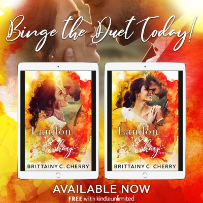 #NewRelease Landon and Shay, Part Two by Brittainy C. Cherry