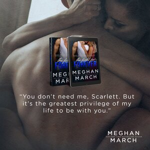 #NewRelease The Fight for Forever by Meghan March