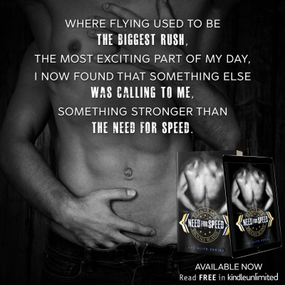 #NewRelease NEED FOR SPEED by Ella Frank & Brooke Blaine