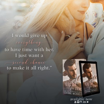 #BlogTour Fight for Me by Corinne Michaels