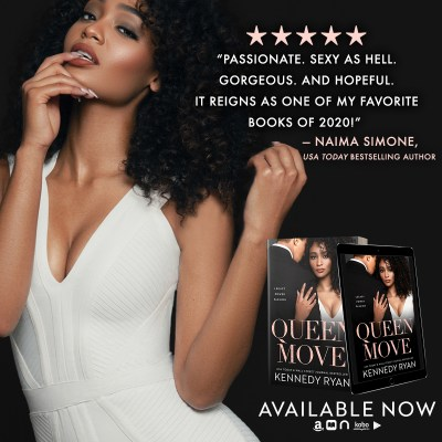 #BlogTour Queen Move by Kennedy Ryan