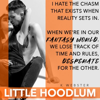 #BlogTour #Giveaway Little Hoodlum by K Webster