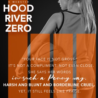 #BlogTour Hood River Zero by K Webster